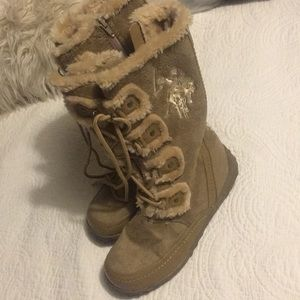 US Polo Assn. women's winter boots